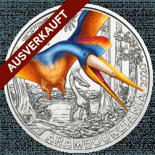 3 Euro Supersaurs Arambourgiania