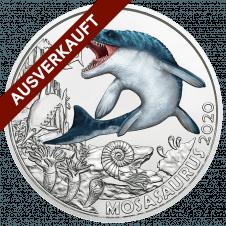 3 Euro Mosasaurus