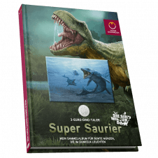 Supersaur collector album