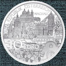10 euro coin 2013 Niederösterreich avers