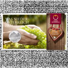 10 euro coin 2013 Niederösterreich
