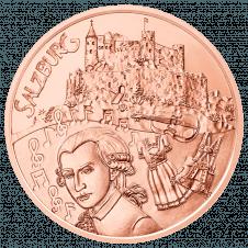 10 Euro Bundesländer Münzserie österreich Aus Kinderhand