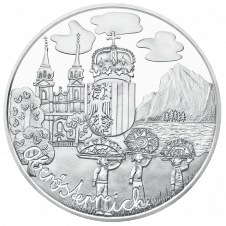 10-euro coin 2016 Oberoesterreich avers