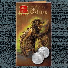 10-euro coin 2009 Basilisk Blister