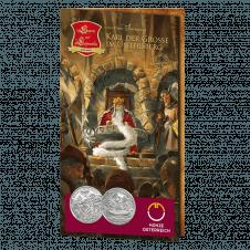 10-euro coin 2010 Untersberg Blister