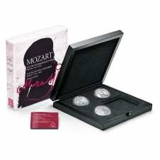Mozart collecting cassette