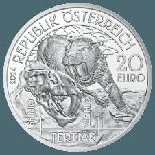 20-euro coin 2014 tertiary avers