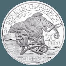 20-euro coin 2015 quaternary avers