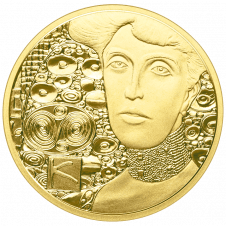 50-euro coin 2012 Klimt reverse