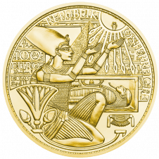 the gold of the pharaos