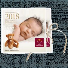 Baby-Euro-Münzensatz 2018