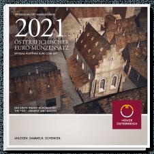 Euromünzensatz 2021