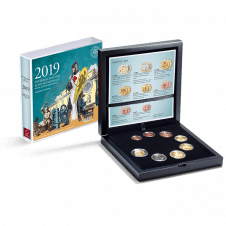 Euro coin set 2019 proof
