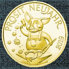 lucky token gold
