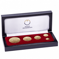 Collector Case Philharmonic Coins