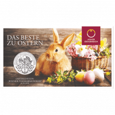 Easter edition Vienna Philharmonic silver