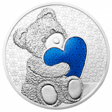 Teddy Bear Medal