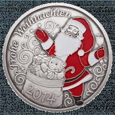 Christmas Medal 2014