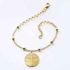 bracelet in gold Erweckung