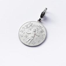 Silber-Charm Geburt