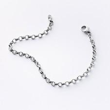 Charm-Armkette Silber