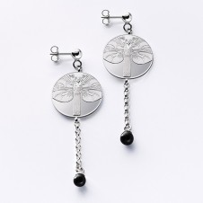 earrings in silver Erweckung