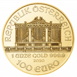 Vienna Philharmonic Gold 1 ounce