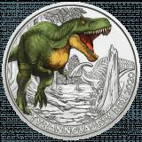 3 Euro Supersaurier Tyrannosaurus