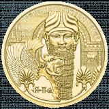 100 Euro The gold of Mesopotamia Avers
