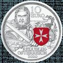 10 Euro silver coin fortitude