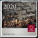 Euro Münzensatz 2020 Handgehoben