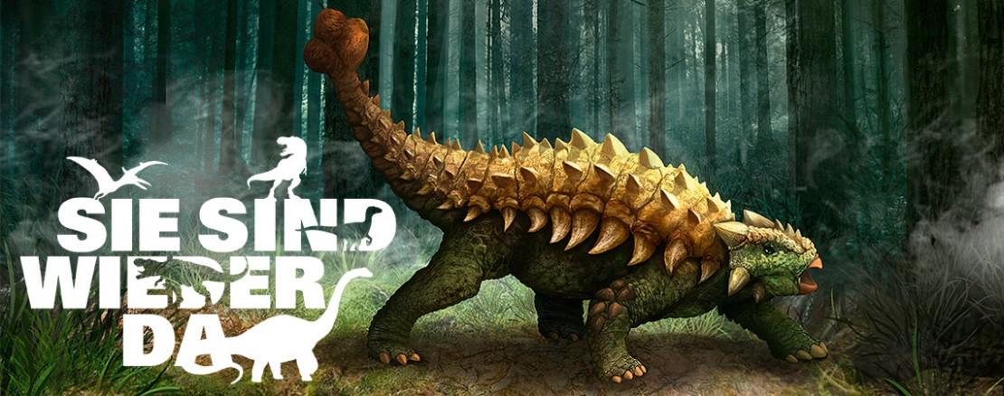 header pcture Ankylosaurus