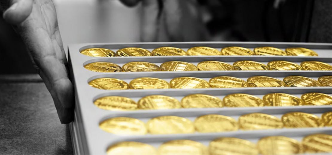 Philharmoniker Münzen
