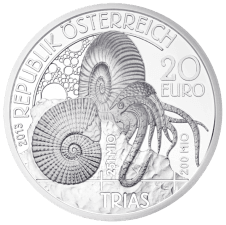 20-euro coin 2013 Trias avers