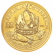 The Imperial Crown of Austria Gold Coin