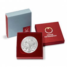 1 Ounce Fine Silver plus Packing