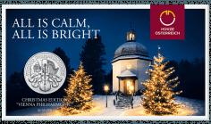 Vienna Philharmonic Christmas edition 2018