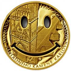 Zlate mince, CZ