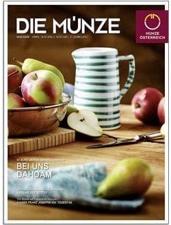 magazine Die Muenze