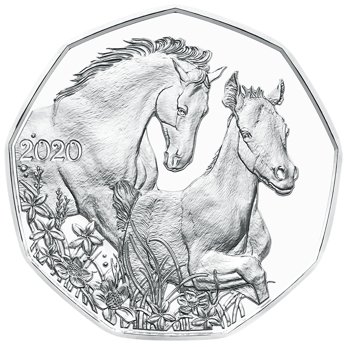 5 Euro Ostermünze 2020