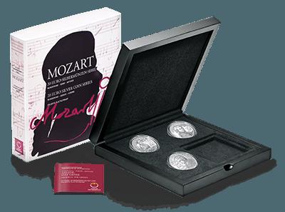 Sammelkassette zur Mozart-Serie
