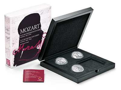 Collector Case Mozart Series
