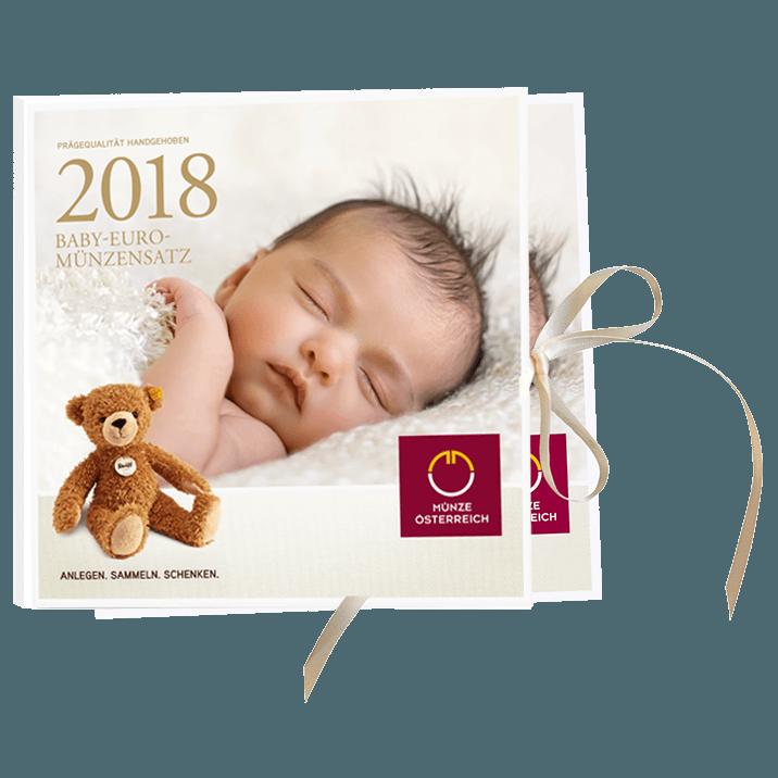 Baby Münzsatz 2018