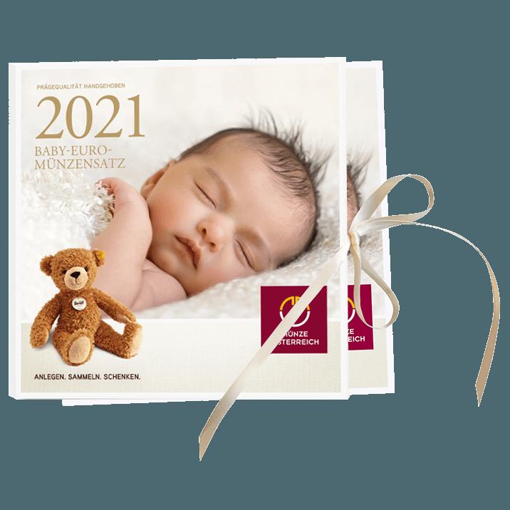 Baby coin set 2021