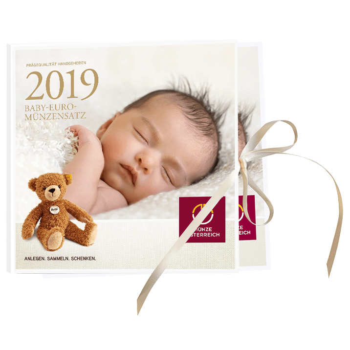 Baby coin set 2019