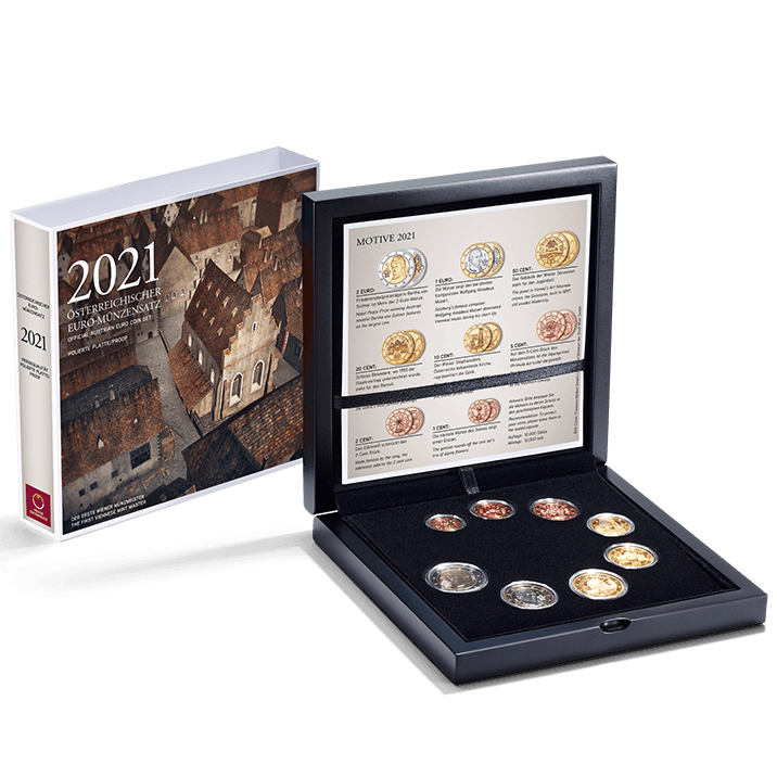 2021 coin set proof