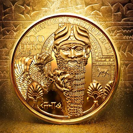 Gold Mesopotamiens