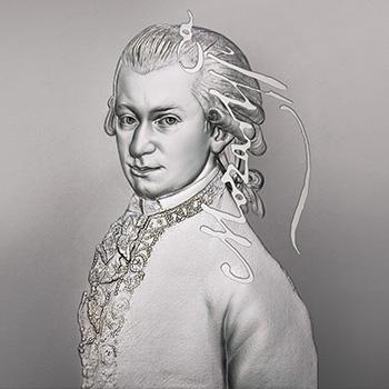 Serie Wolfgang Amadeus Mozart