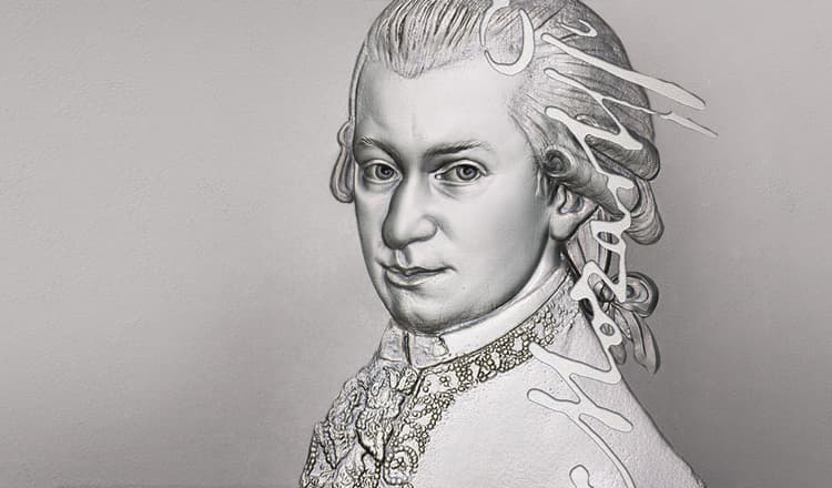 Mozart the Legend