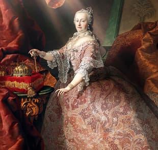 Maria Theresia-Schätze der Geschichte